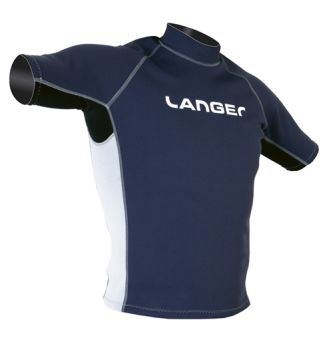"Langer, Kurzarmshirt ""Superlight"""