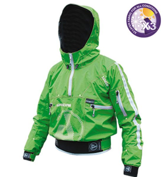 PEAK Paddeljacke Adventure Single, Auslaufmodell